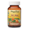 MegaFood, Multi for Women, Supports Optimal Health and Wellbeing, Multivitamin and Mineral Dietary Supplement, Gluten Free, Vegetarian, 60 tablets (30 servings)