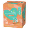 Pampers Baby Wipes Expressions, Fresh Bloom Scent, 9X Pop-Top, 504 ct